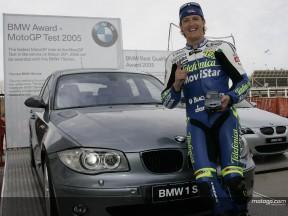 gibernau con BMW