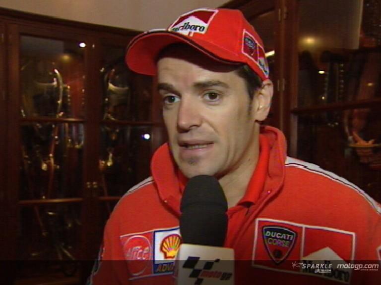 Carlos Checa interview