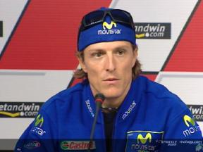 Sete Gibernau Interview - Press Conference