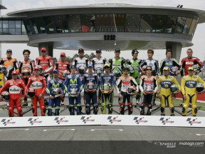 MotoGP riders official photo 2005