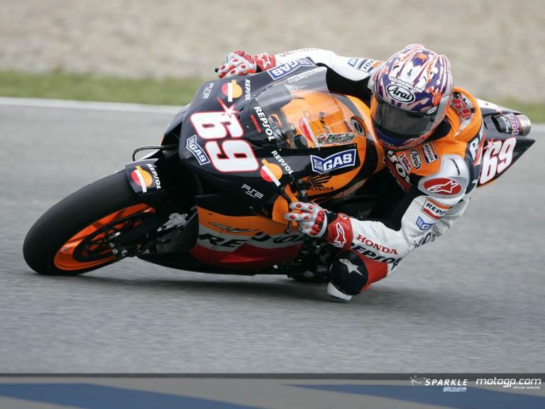 Gran Premio Marlboro de España - Circuit Action Shots