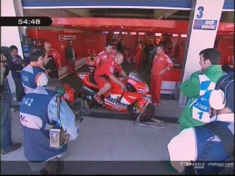 Full session HIGH quality  (QP1 MotoGP)
