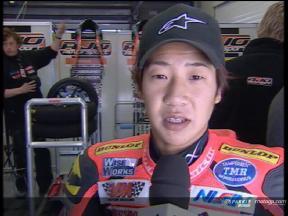 決勝レース: 小山知良 インタビュー