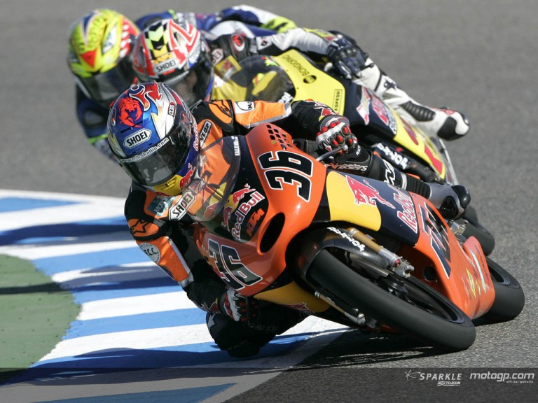 Group 125 Jerez 2005
