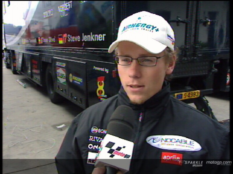 Steve Jenkner pre-event interview