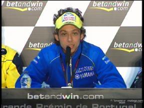 Valentino Rossi interview - Pre-event press conference