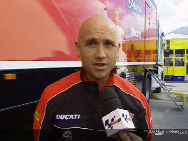 Expert eye: D\'Ant?Ducati team manager Luis D\'Ant?