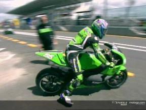 The best of MotoGP FP2 at Estoril - Video Clip