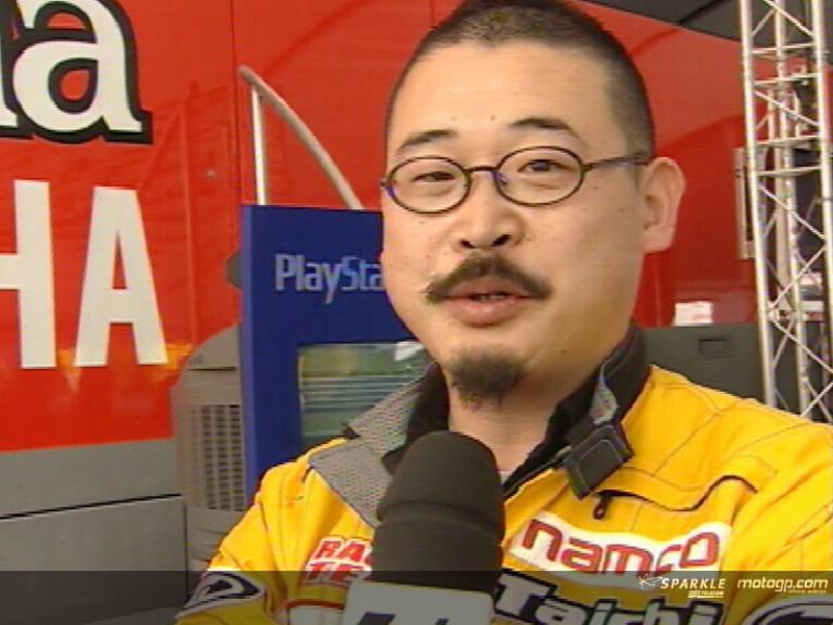 interview Isao Nakamura ( Namco )