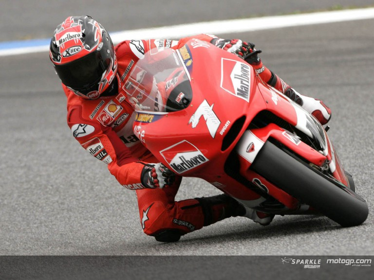 Checa action Estoril 2005