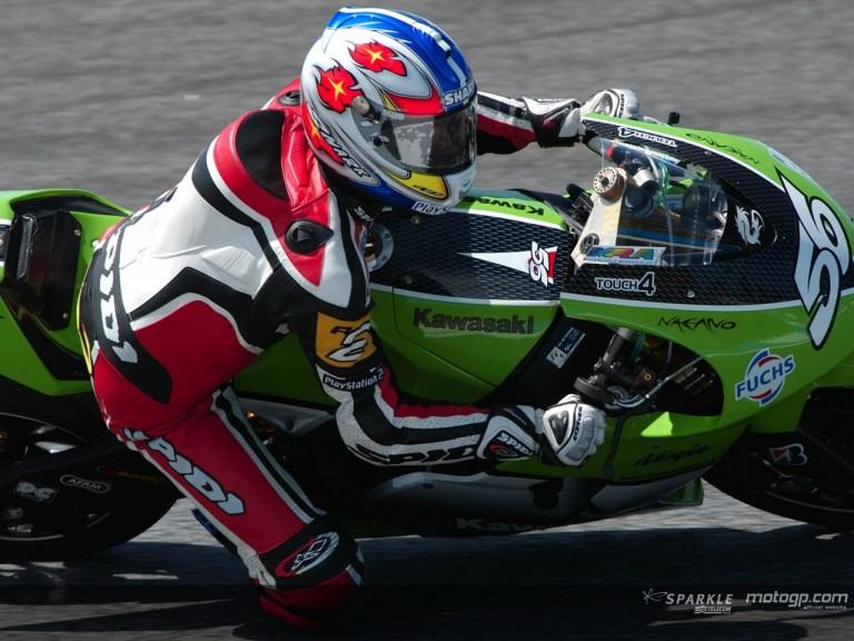 Olivier Jacque - Kawasaki