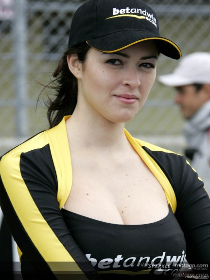 Paddock Girl - Estoril