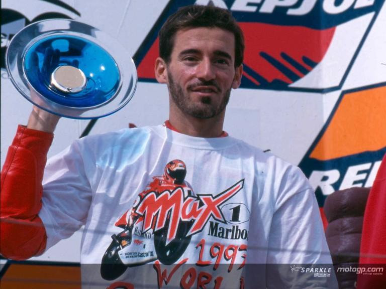 Biaggi Podium 250cc 1997
