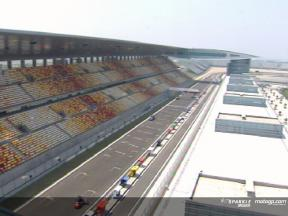 A look at the International Shanghai Circuit