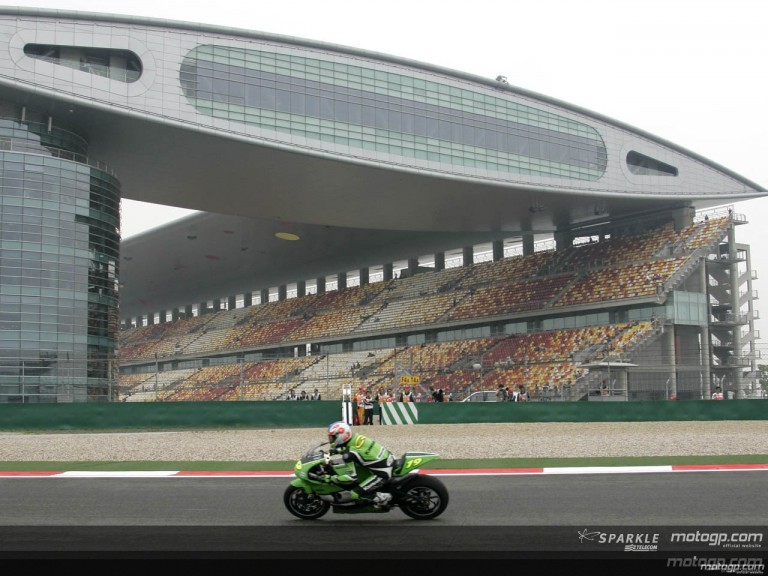 Circuit Action Shots - Shanghai