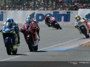 Group 250cc Le Mans 2004