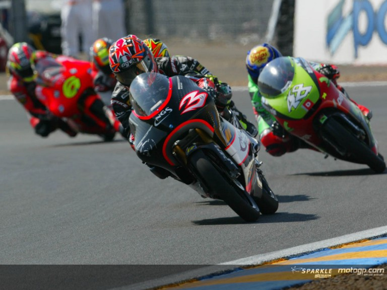 Group 125cc Le Mans 2004