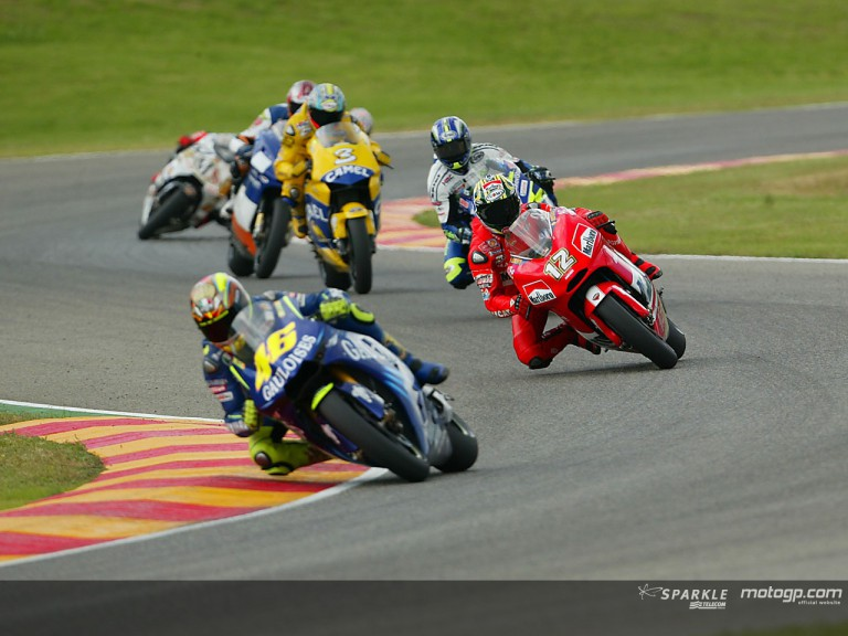 Group MotoGP Mugello 2004