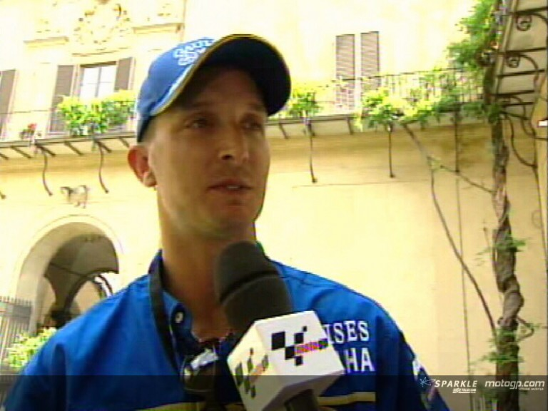 Colin Edwards interview - Pre-event Press Conference