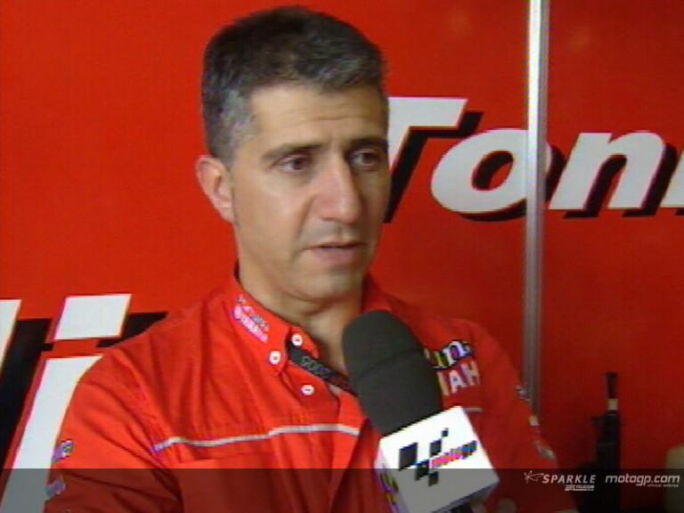 Expert Eye: Antonio Jim?z, Chief Mechanic Fortuna Yamaha