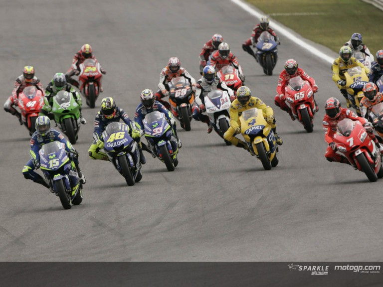 Group Motogp Estoril 2005