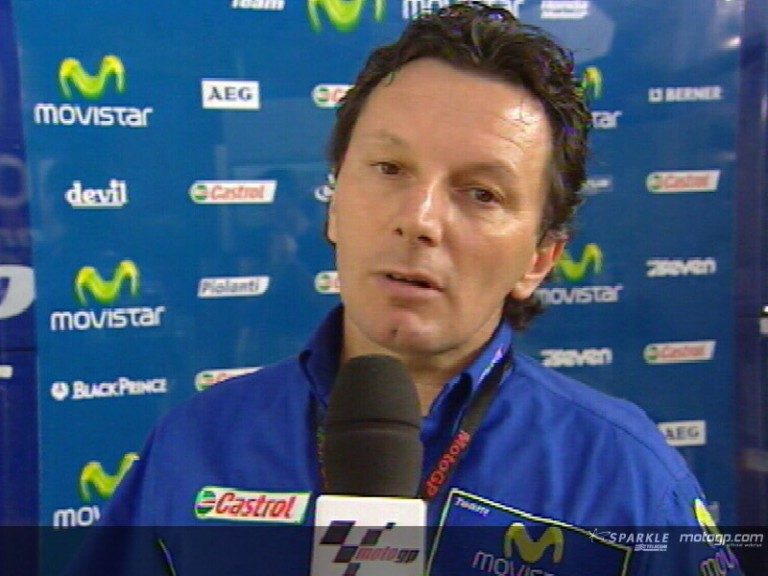 Expert Eye: Fausto Gresini, Team Manager Movistar Honda MotoGP