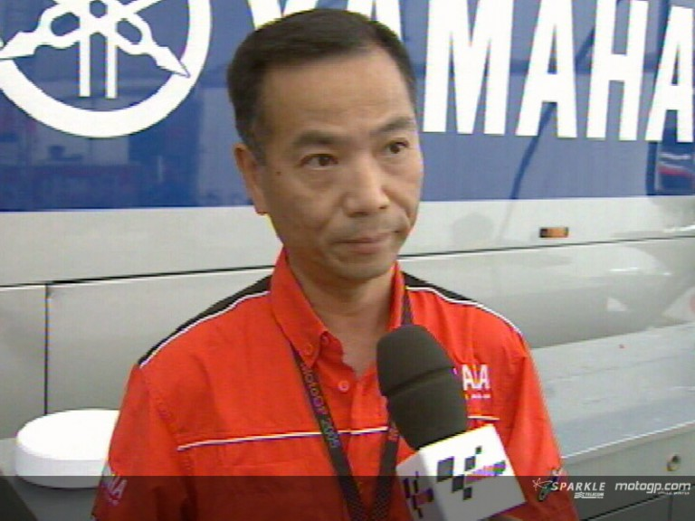 Expert Eye : Masao Furusawa, Development Chief  of the YZR-M1