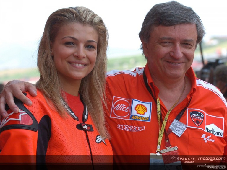 On and off-track action for Mugello´s VIP