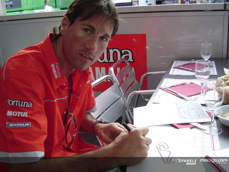 Xaus paddock 2005