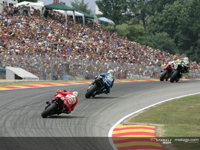 Group Motogp Mugello 2005