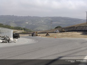 Laguna Seca undergoes facelift before MotoGP return