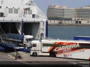 barco- carrera