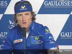 Entrevista a Sete Gibernau - Pre Event Press-Conference