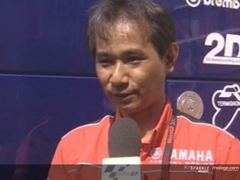 Expert Eye: Masahiko Nakajima, Yamaha Project Leader