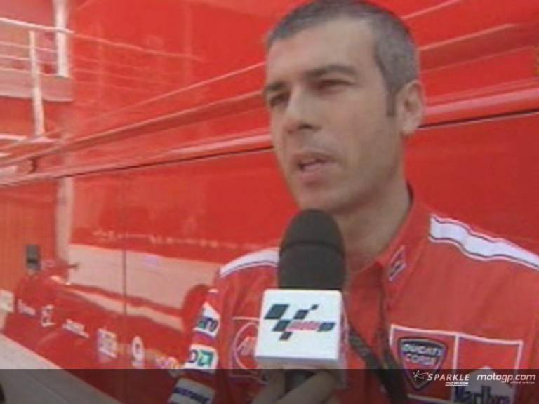 Expert Eye: Corrado Cecchinelli, Ducati Marlboro technical director