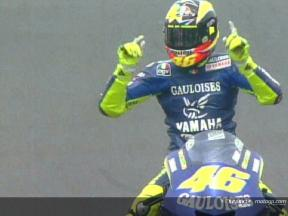 Video Highlights  (MotoGP Race )