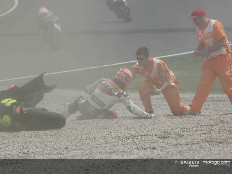 Crash Porto Catalunya