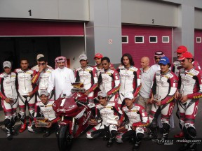 Losail Cup photo group