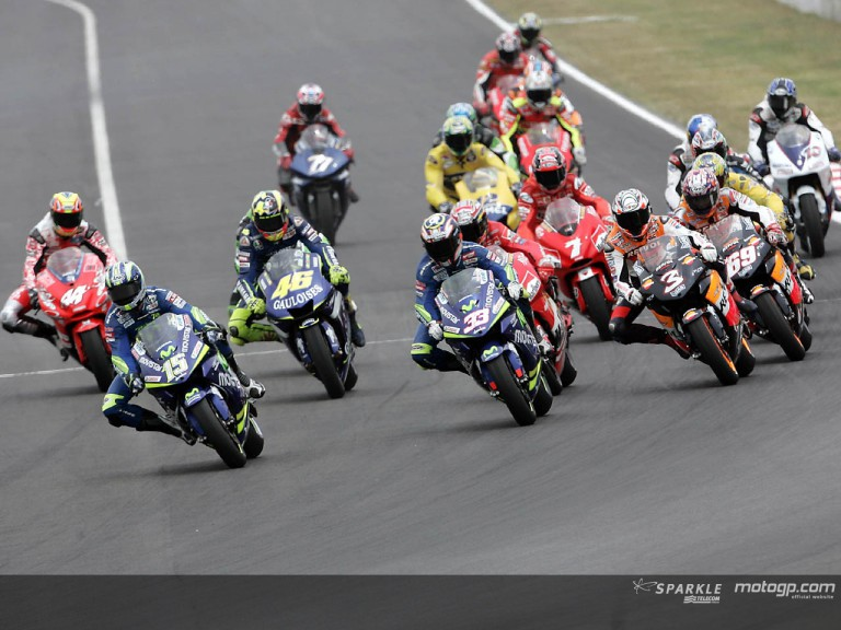 Group MotoGP catalunya 2005
