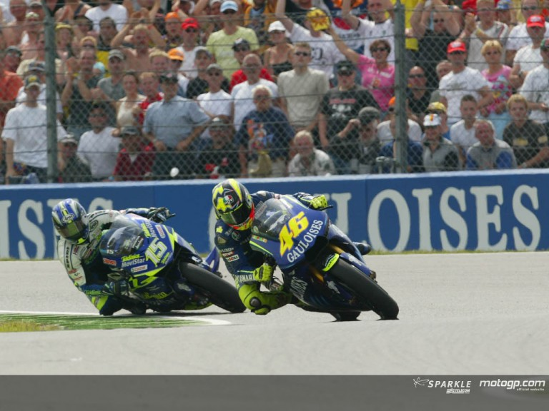 Group MotoGP Assen 2004