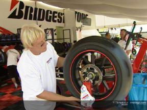 Bridgestone make a big step