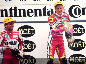 Schwantz & Rainey podium