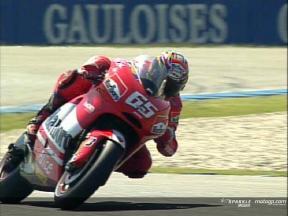 MotoGPクラス フリー走行2: ビデオクリップ