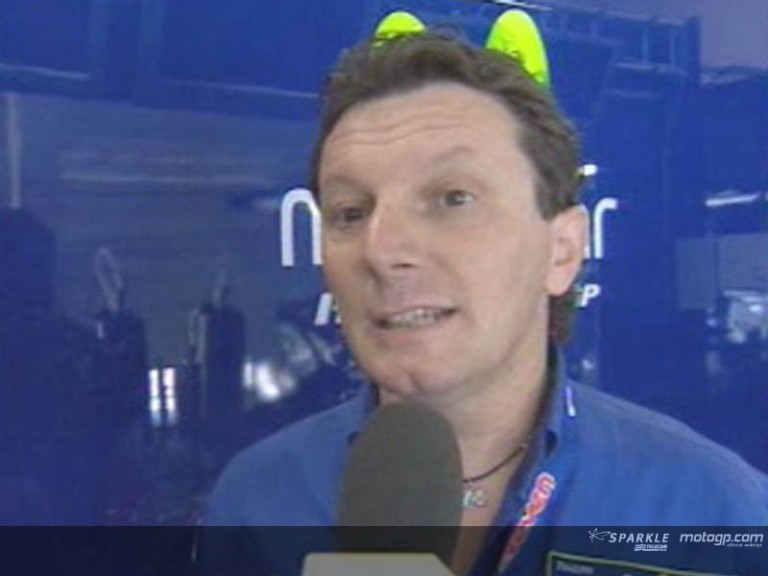 Expert Eye: Fausto Gresini, Movistar Honda Team Manager
