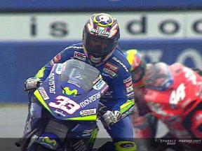 Le meilleur du MotoGP Warm Up - Clip Vidéo