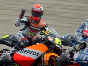 250ccクラス 決勝レース: ビデオハイライト