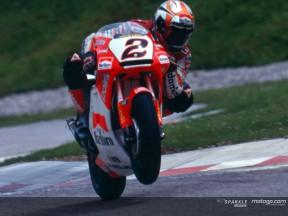 Capirossi action 1994 250cc Honda