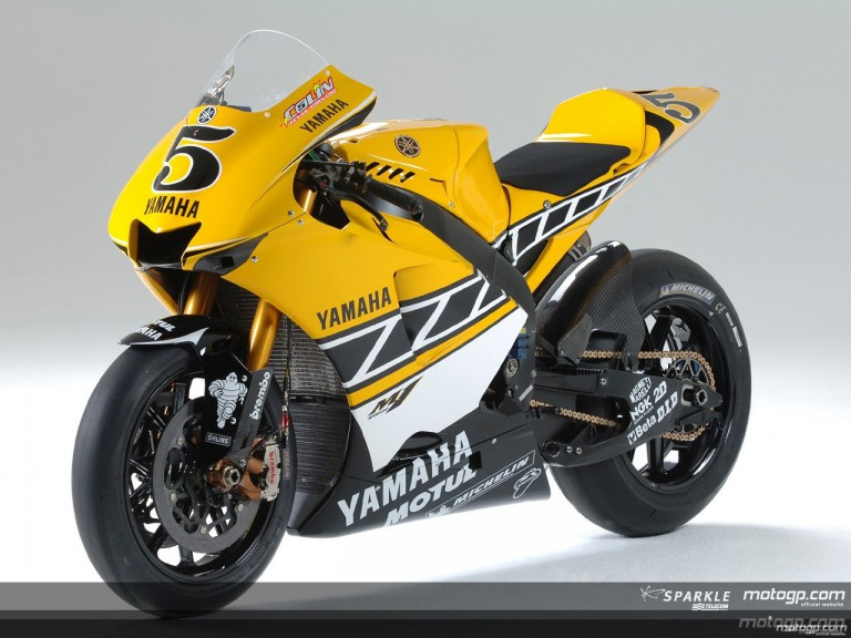 Yamaha YZR-M1 2005