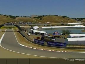 Imagenes del circuito de Laguna Seca