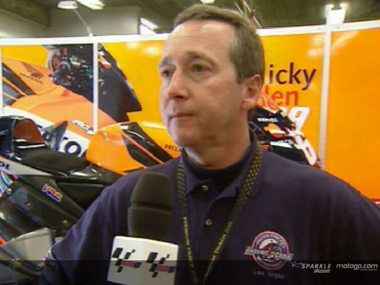 Freddie Spencer interview